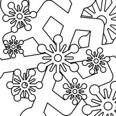 snowflake (instant download)