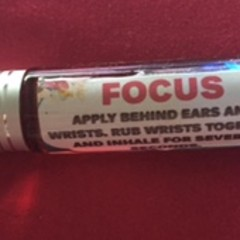 FOCUS - Essential Oil 10ml Roller Blend