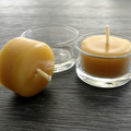 Hypoallergenic beeswax candles. Allergy/asthma friendly home fragrance. Natural.