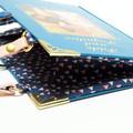 Pride and Prejudice Novel Bag - Jane Austen - Bag made from a bo