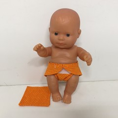 Dolls nappies to fit 21cm dolls