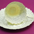 Darcy and Elizabeth teacup - Jane Austen - paper teacup made from old book pages