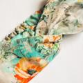 Floral Turban Headband
