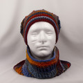 Father's Day special wool/acrylic crocheted hat