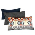Solid Pillow Covers. Outdoor Entertaining.