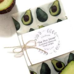 Handmade Australian Organic Beeswax Wraps