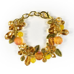 Chunky Bracelet – Gold