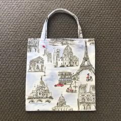 Love Paris library/shopping bag
