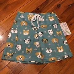 Boys Shorts - Dogs