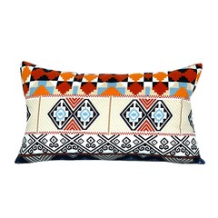 Moroccan Pillow Cover. Outdoor Entertaining.