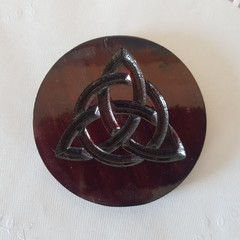 Set  of 4 or 6 coasters with Celtic symbol