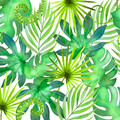 Fern Leaf Tropical Edible Icing Cake Wrap Topper - FREE EXPRESS SHIPPING