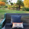Moroccan Pillow Cover. Outdoor Entertaining.