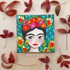 Folk Inspired Frida