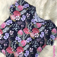Floral Tee Size 3