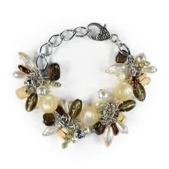 Chunky Bracelet – Pearl