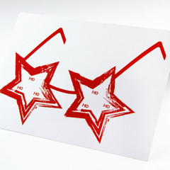 100% recycled Christmas cards