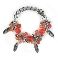 Chunky Bracelet – Peach