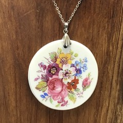 Aynsley Bouquet on Sterling Silver