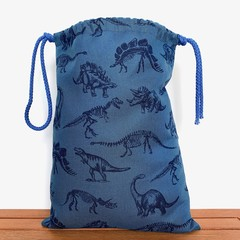Toiletry Bag. Dinosaur Gifts Girls or Boys.