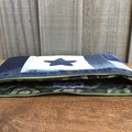Upcycled Denim Patch Pouch