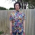 Electric Garden Shirt - Made To Order