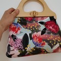 Abstract Proteas Handbag