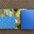 All About Cricket notepad set