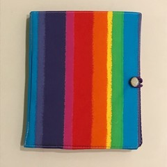 Rainbow notepad set