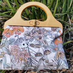 Australian Fauna & Flora Handbag
