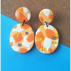 Citrus Summer Earrings