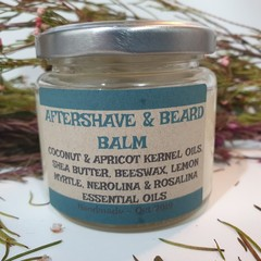 Aftershave & Beard Balm Bush Blend