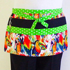 Pretty Polly daycare preschool vendor apron - 6 pockets