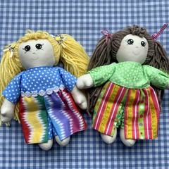 Precious Polly Dolls