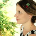 Holly Comb - Christmas Hair Accessories - Christmas Accessories