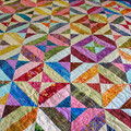 Too Many Gins - Handmade Patchwork Quilt