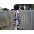 Electric Garden Shirt - Made To Order