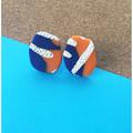 Pebble Medium Stud Earrings