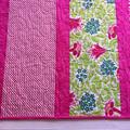 Baby Patchwork Play Mat Quilt Handmade