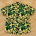 Boy's Button up Shirt - Smashing Avocado - Size 4