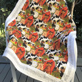 My Own Farm Handmade Baby Cot Patchwork Quilt