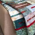 Canopy Handmade Patchwork Quilt