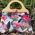 Abstract Proteas Handbag