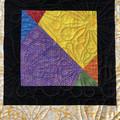 Vibe Handmade Patchwork Quilt