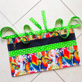 Pretty Polly daycare preschool vendor apron - 6 pockets