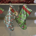 Merry Christmas Dog Christmas Stocking - Pet Christmas Stocking