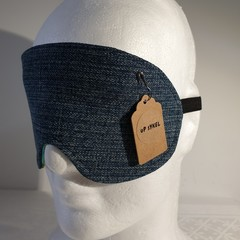 Denim Eye Mask
