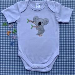 Onesie OR Singlet - Koala