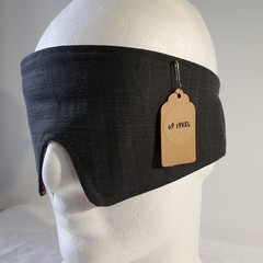 Eye Mask Denim