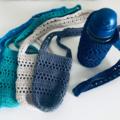 Crochet water bottle holder carrier Free shipping